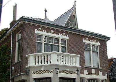 Renovatie gevel Aalsmeer